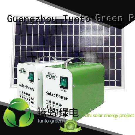 potable application solar polycrystalline solar panel Tunto