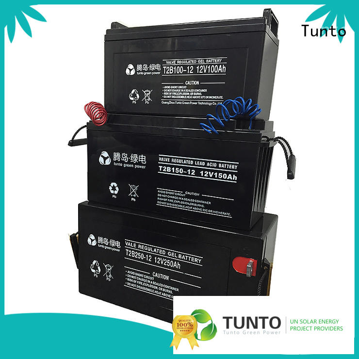 leakproof off grid solar system price factory for light box power Tunto