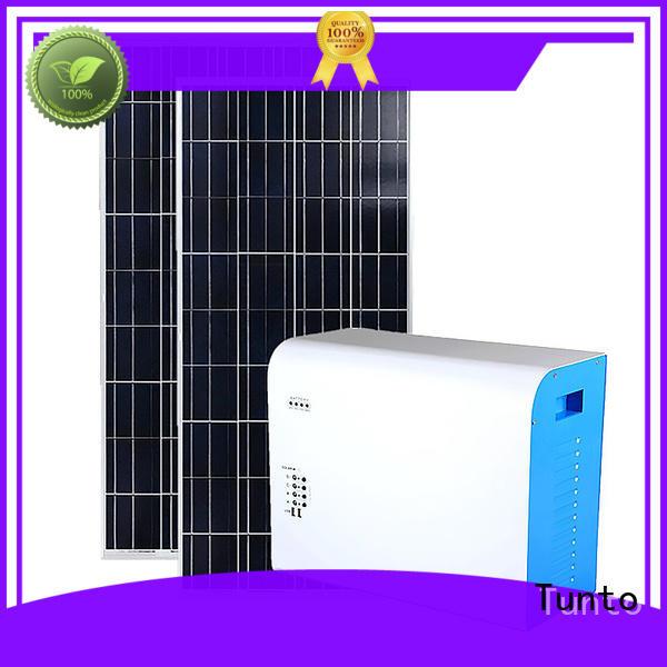 500W off grid potable Solar system