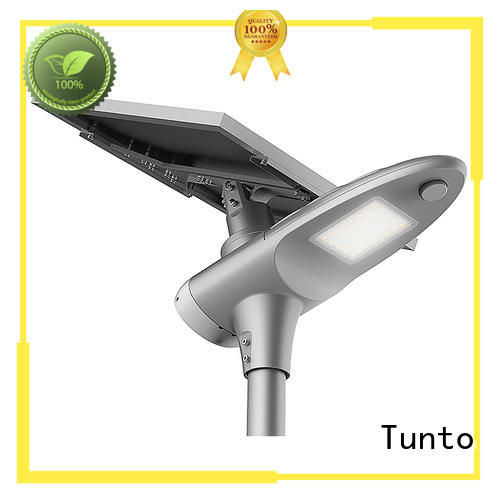 lights system supper led solar powered street lights Tunto