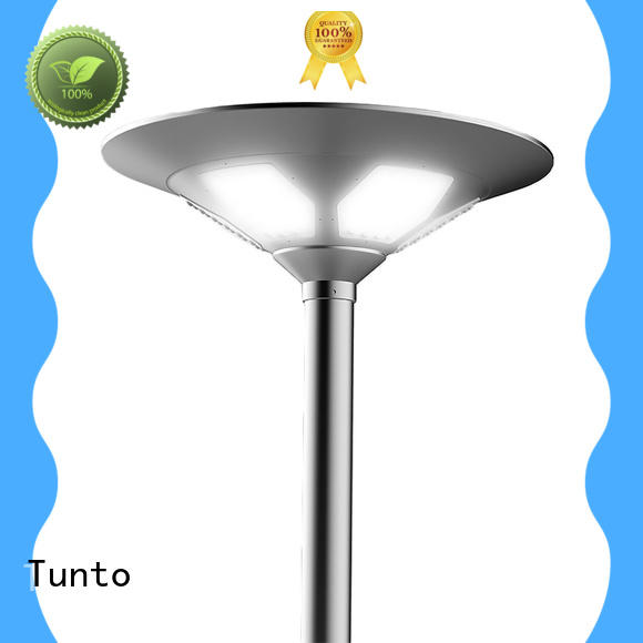 Tunto intelligent solar plaza light 20w for household