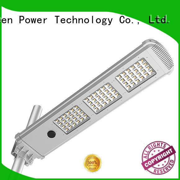 control solar powered road lights supplier for outdoor Tunto