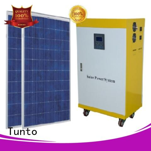 off grid solar inverter for road Tunto