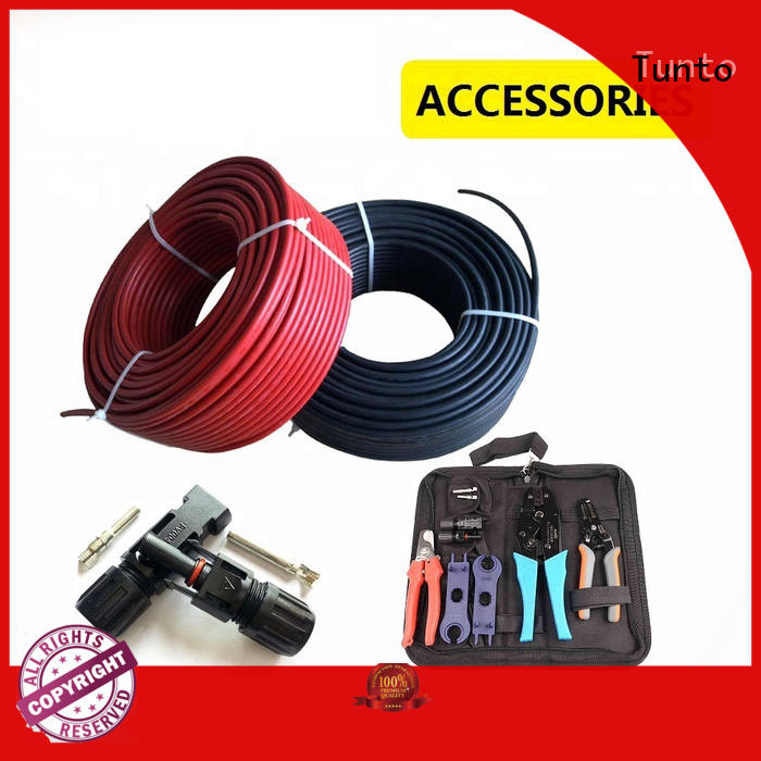 UV resistance solar panel cable with good price for road