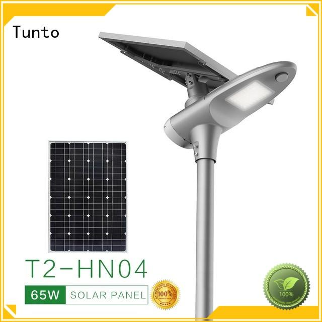 Tunto 6000w off grid solar power systems from China for road