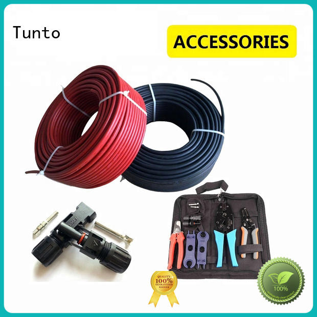 solar pv cable blue for street Tunto