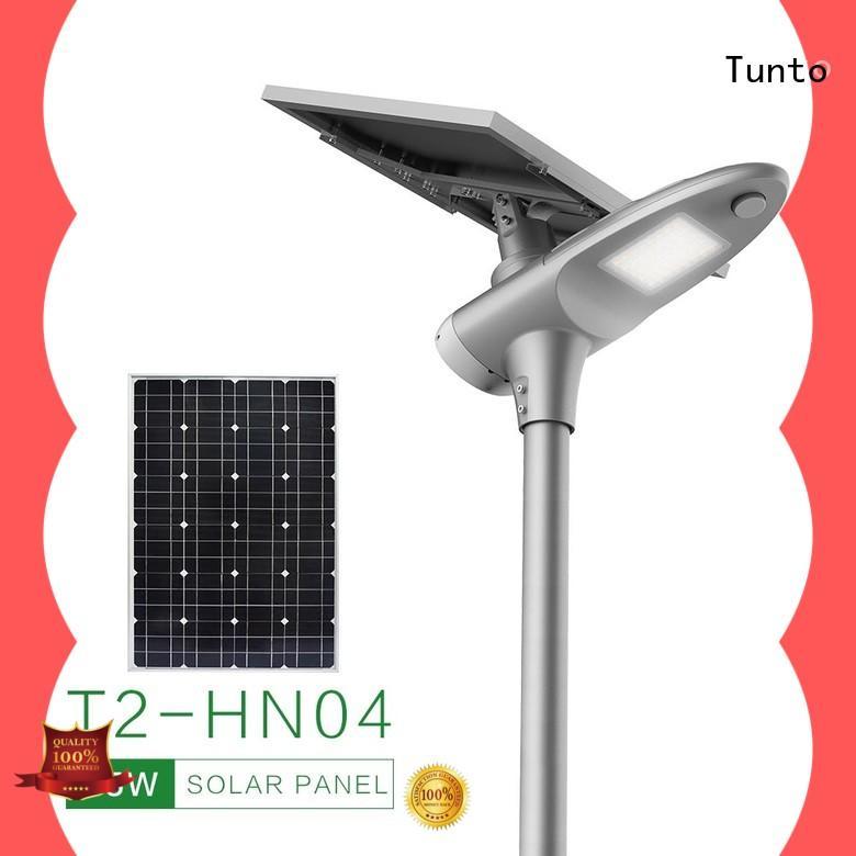 solar generator system for plaza Tunto