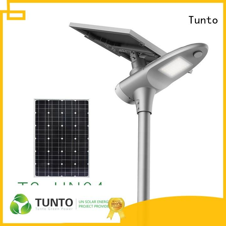 Tunto 500w polycrystalline solar panel series for road