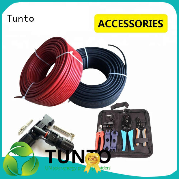 solar cable inquire now for street Tunto