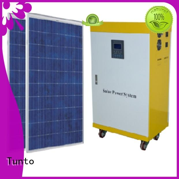 5kw off grid solar power systems manufacturer for road