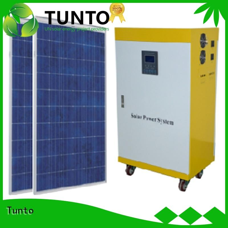 led street light solar system grid polycrystalline solar panel portable company