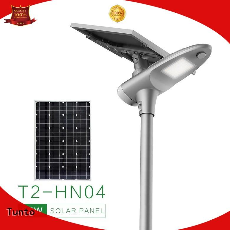 Tunto 500w solar inverter system manufacturer for road