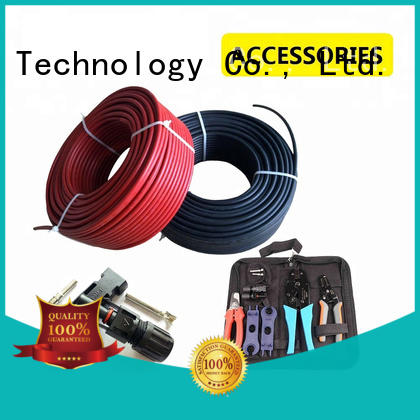 Tunto quality solar panel cable factory for outdoor