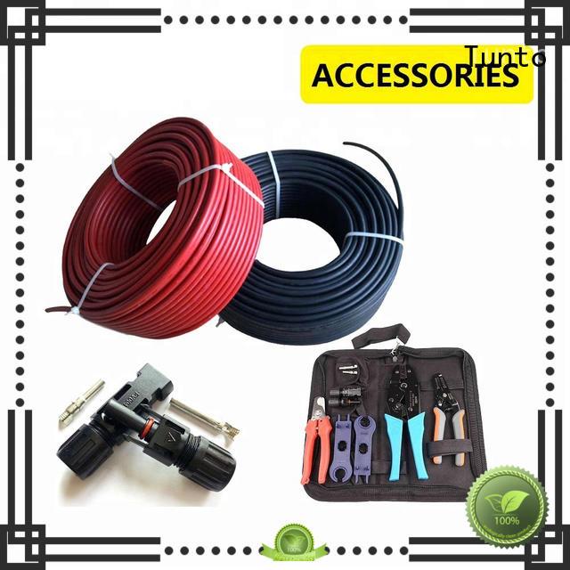 solar solar cable cable Tunto company