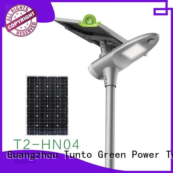 portable application potable Tunto Brand polycrystalline solar panel supplier