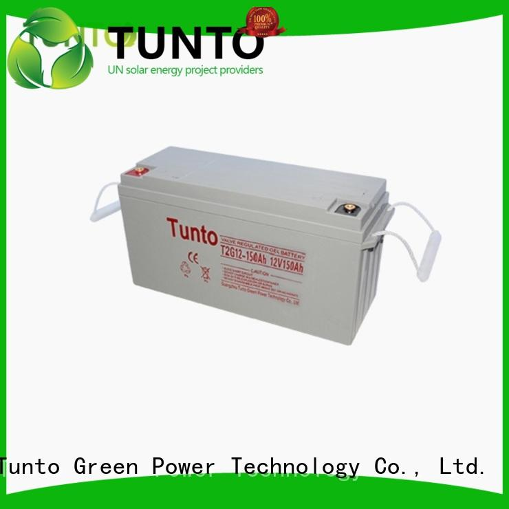 Tunto off grid solar power systems inquire now for solar street light