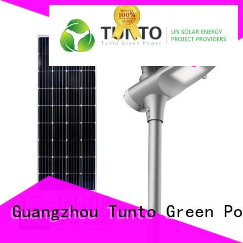 waterproof solar street lamp wholesale for road