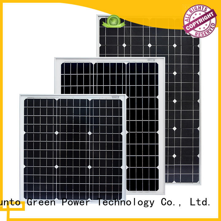 high quality multicrystalline solar panels factory price for street lamp Tunto