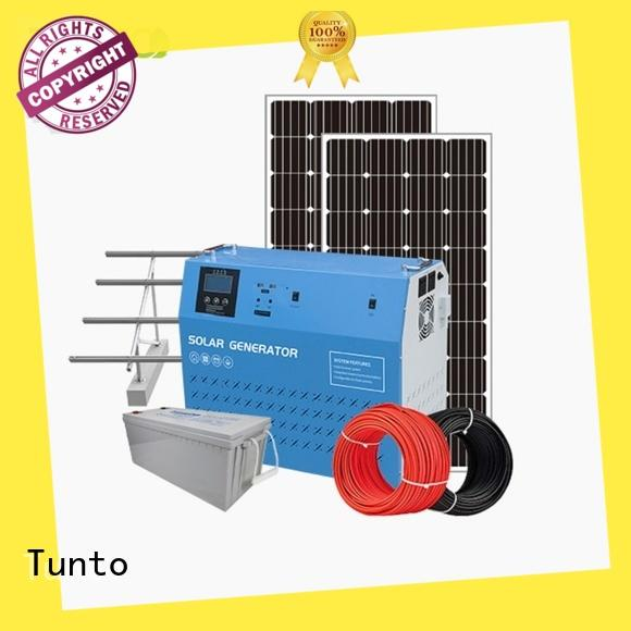 Tunto polycrystalline solar cells series for road