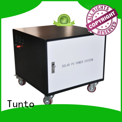 off grid power systems manufacturer for outdoor Tunto