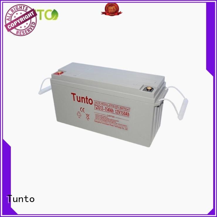Tunto bright solar lights manufacturer for street lights