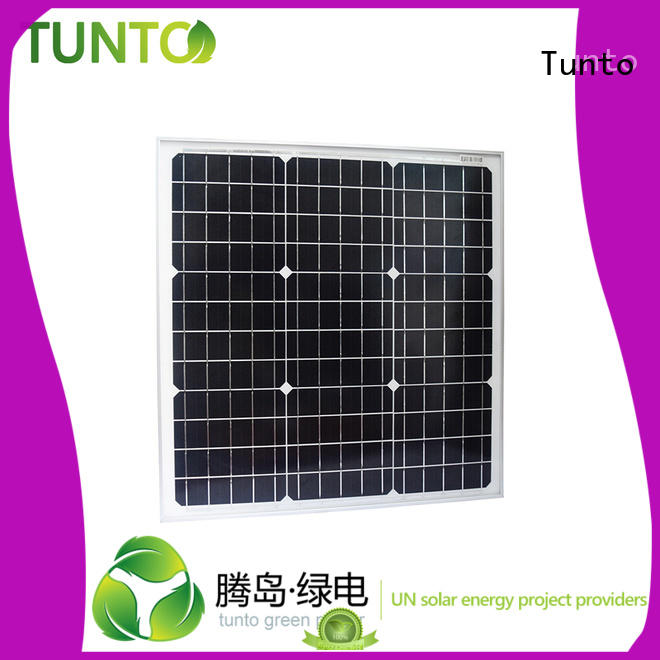 Hot panel polycrystalline solar panel crystalline module Tunto Brand