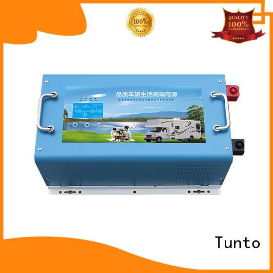 Tunto solar inverter system wholesale for lights
