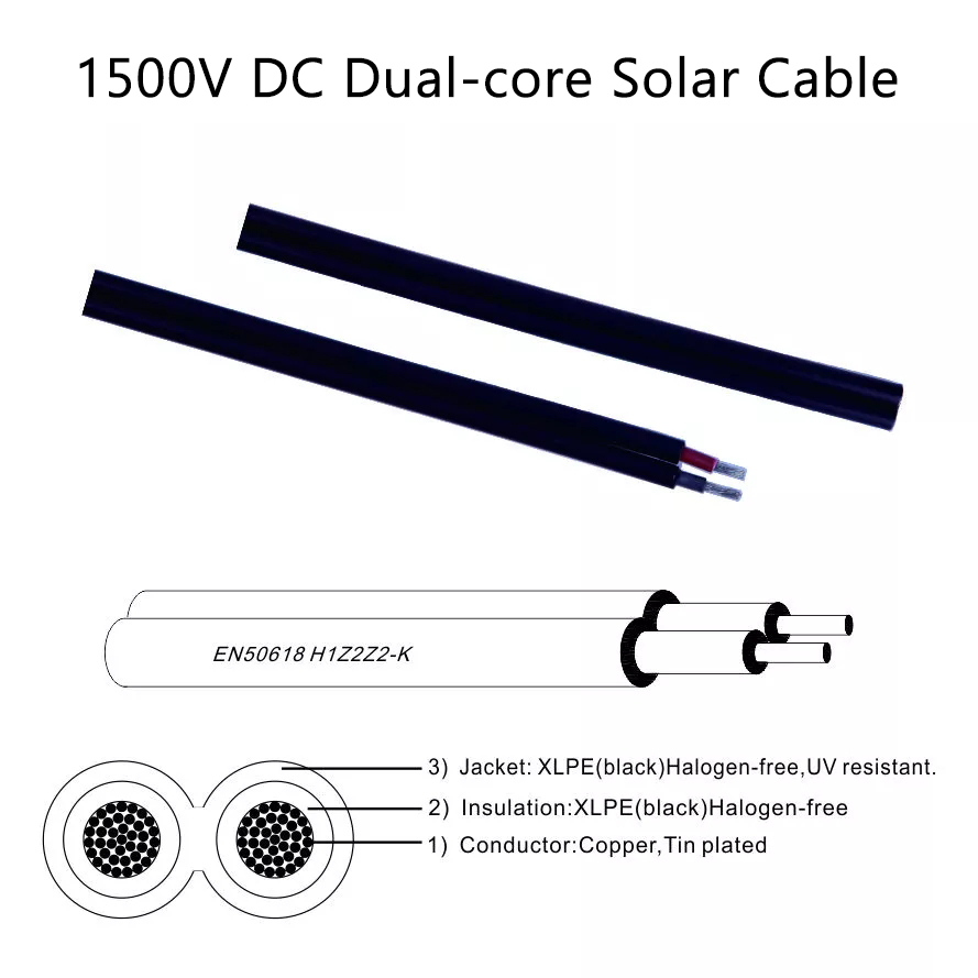Tunto solar panel cable design for garden-2