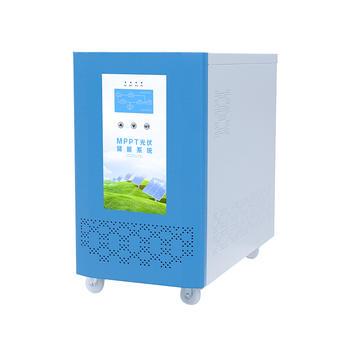 Inverter built-in MPPT solar charge controller