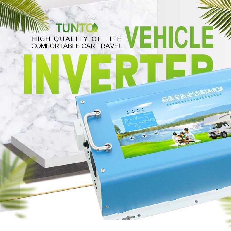2019 new car on board  solar inverter | car-borne inverter