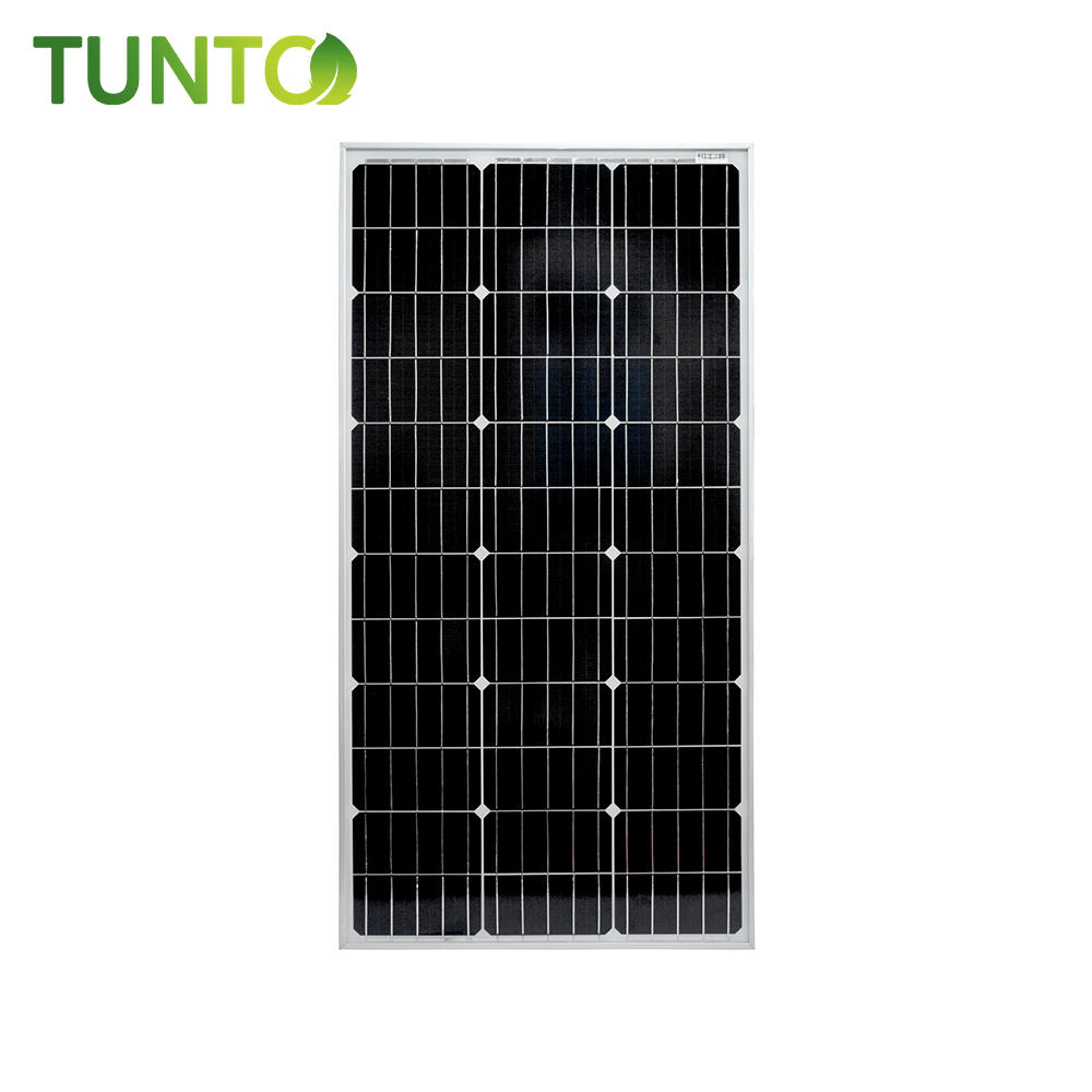 2019 new solar panel,80W momo solar panel