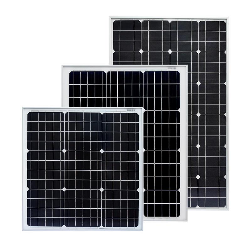2019 new solar panel,40W momo solar panel
