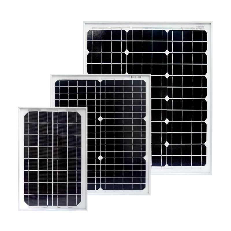 2019 new solar panel,30W momo solar panel