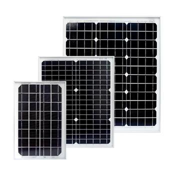 2019 new solar panel,20W momo solar panel