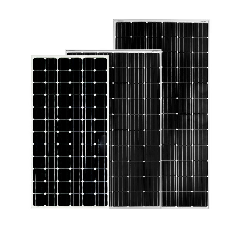 200W momo solar panel
