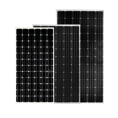 2019 new solar panel,300W-380W momo solar panel