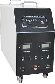5kw off grid solar power systems from China for street-15
