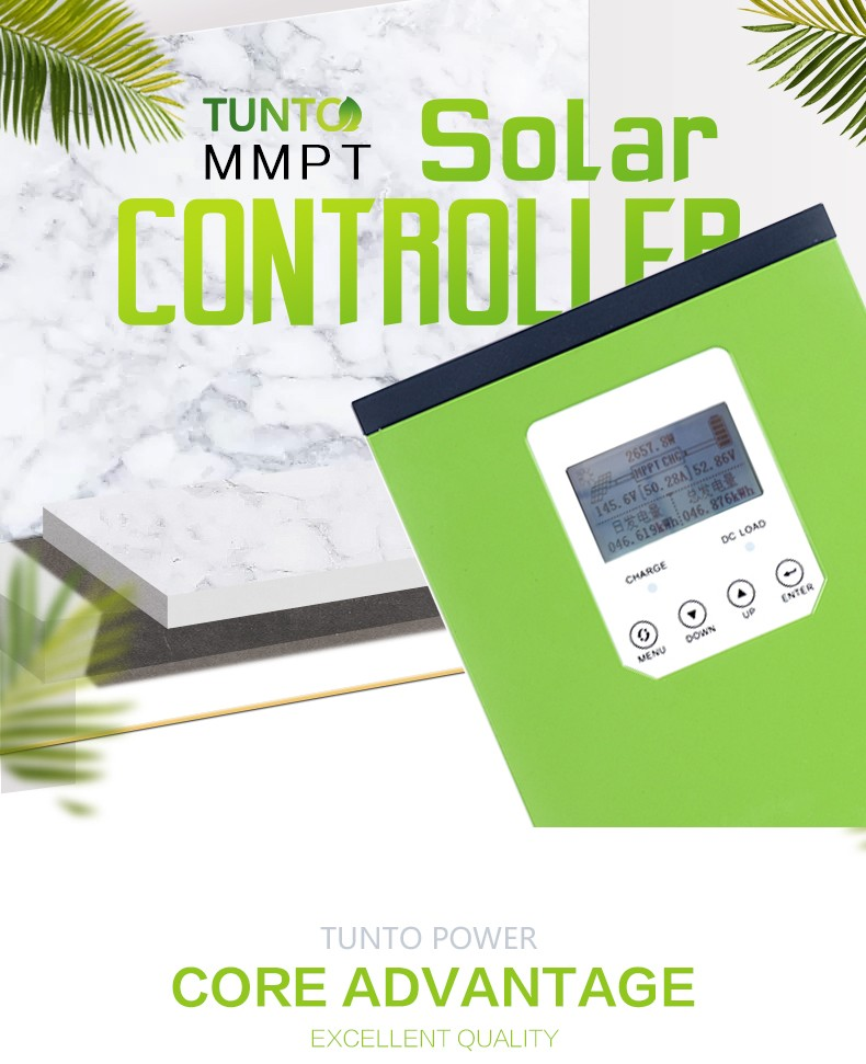 Tunto fast charging best solar generator from China for garden-1