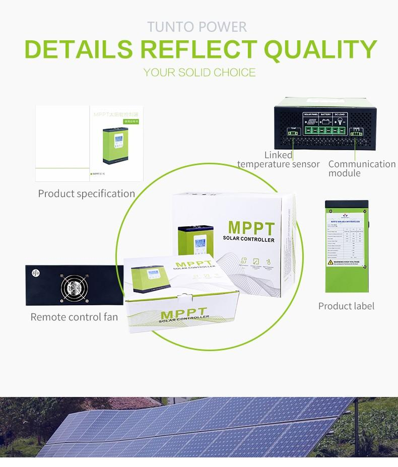 solar generator kit manufacturer for home Tunto