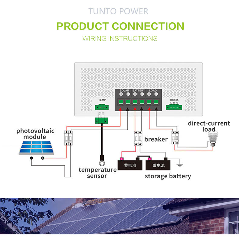 professional portable solar power generator series for home