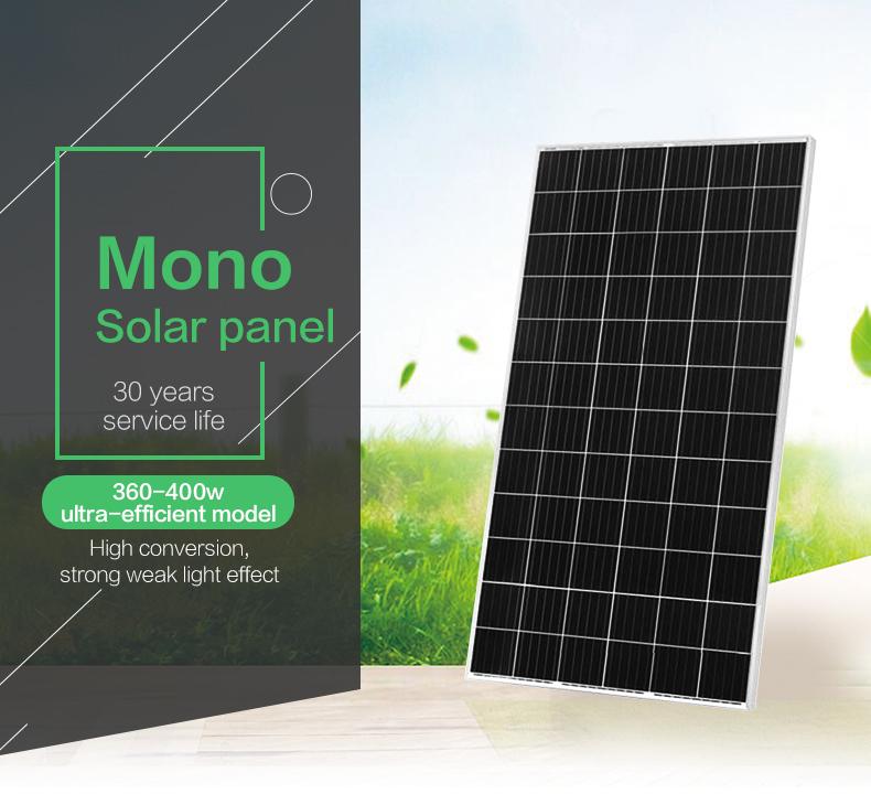 Tunto 15w bright solar lights series for garden-1