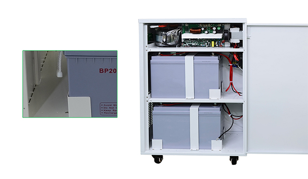 200w hybrid solar inverter series for street-4