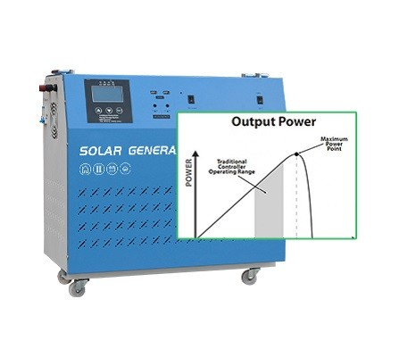 portable portable solar power generator series for road-4