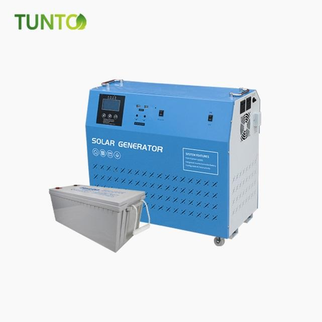 5KW~10KW solar power generator system