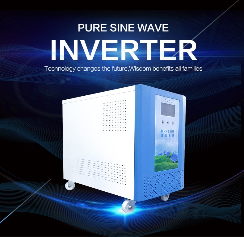 portable hybrid solar inverter manufacturer for street-1