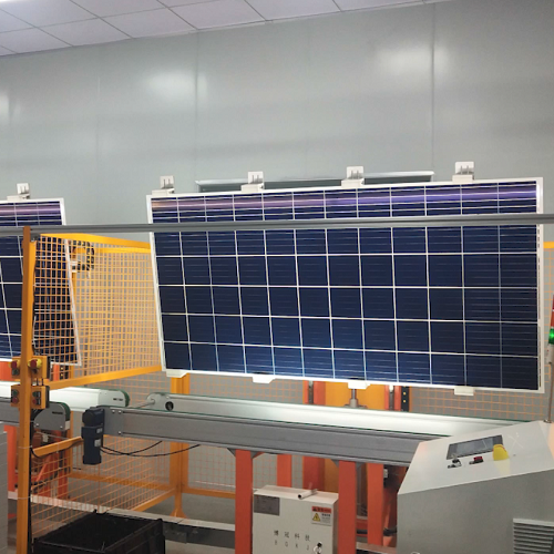 TUNTO Green power Solar panel factory
