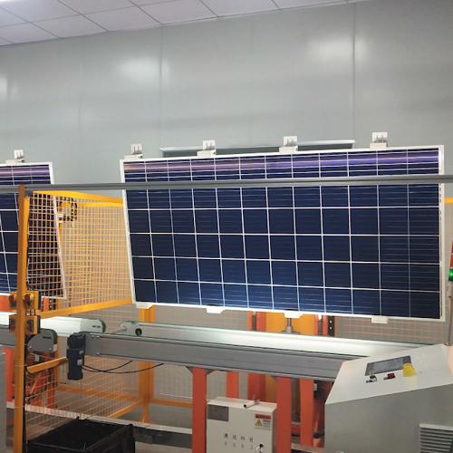 TUNTO Green power Solar panel factory
