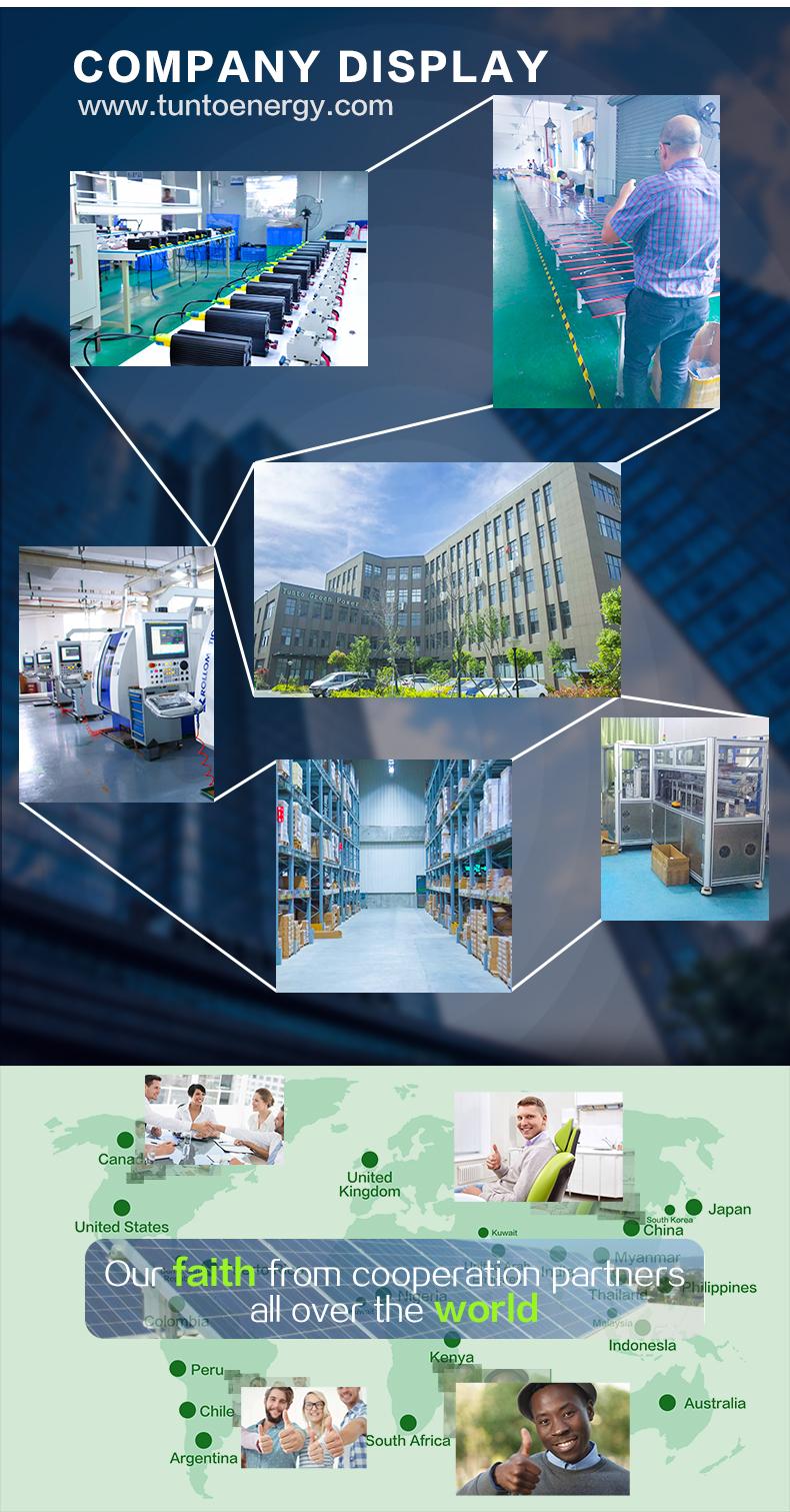 Tunto 200w polycrystalline solar panel supplier for household-22