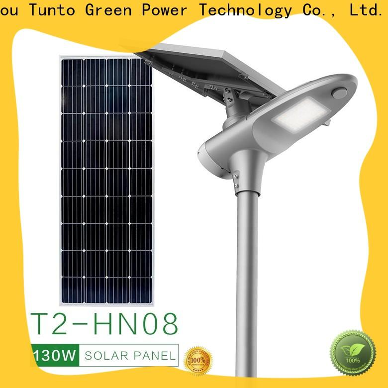 4000lm solar parking lot lights personalized for parking lot