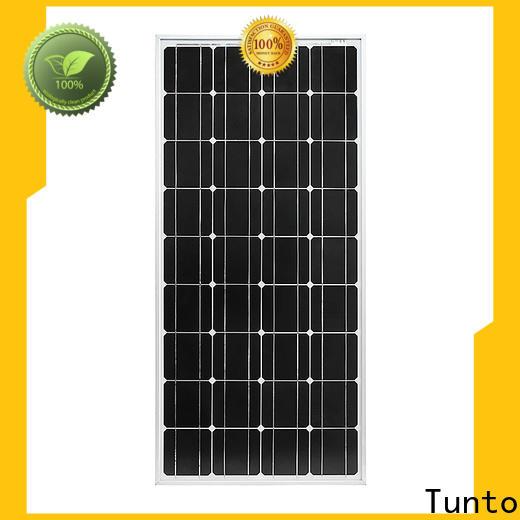 80w monocrystalline solar panel wholesale for household